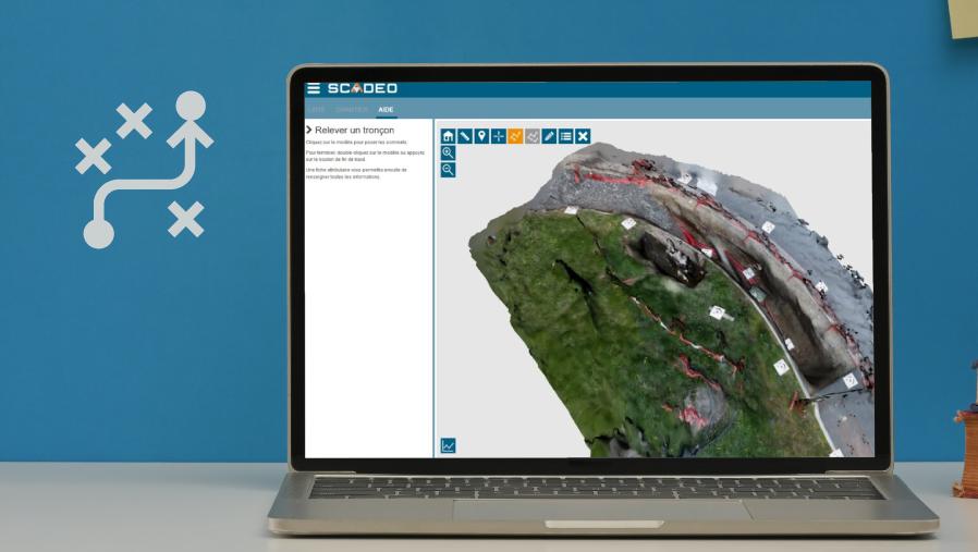 Procédez au récolement de vos réseaux sur vos modèles 3D